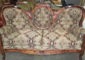 Atlanta vintage fabric restoration