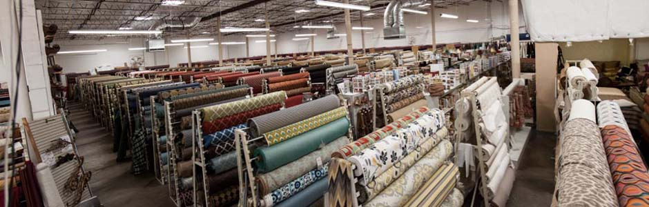 Dallas Home Fabric Center