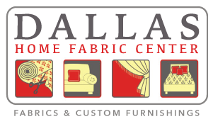 New Dallas Home Fabric Center Logo