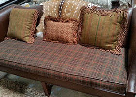 Chippendale Sofa From Custom Furniture Stores